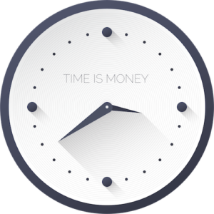 Time Is Money Small